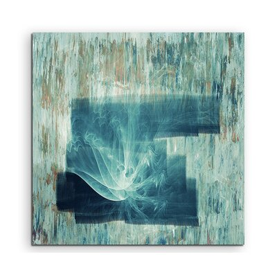 PaulSinusArt Enigma Abstract 1190 Photographic Print on Canvas