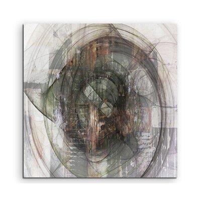 PaulSinusArt Enigma Abstrakt 1310 Painting Print on Canvas