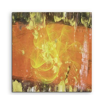 PaulSinusArt Enigma Abstract 1198 Photographic Print on Canvas