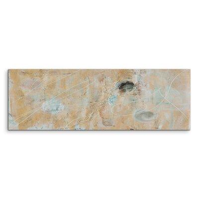 PaulSinusArt Enigma Panorama Abstrakt 947 Painting Print on Canvas