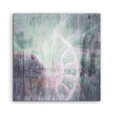 PaulSinusArt Enigma Abstract 1207 Photographic Print on Canvas