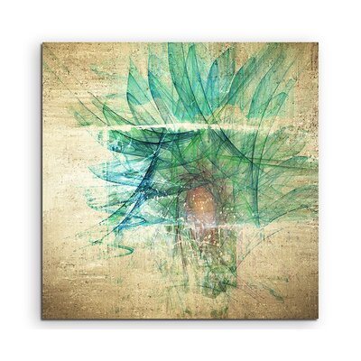 PaulSinusArt Enigma Abstract 1208 Photographic Print on Canvas