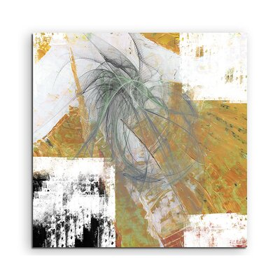 PaulSinusArt Enigma Abstrakt 1401 Painting Print on Canvas