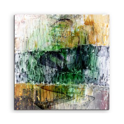 PaulSinusArt Enigma Abstract 1404 Photographic Print on Canvas
