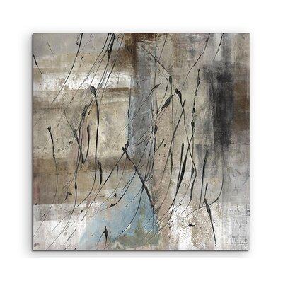 PaulSinusArt Enigma Abstrakt 722 Painting Print on Canvas