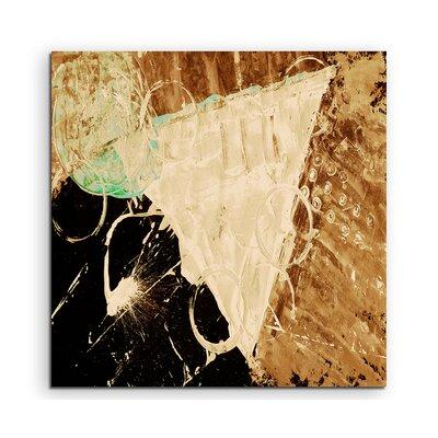 PaulSinusArt Enigma Abstrakt 723 Painting Print on Canvas