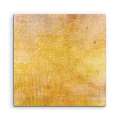 PaulSinusArt Enigma Abstrakt 1140 Painting Print on Canvas