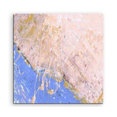 PaulSinusArt Enigma Abstrakt 649 Painting Print on Canvas