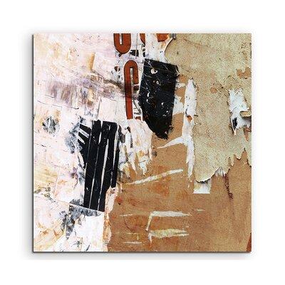 PaulSinusArt Enigma Abstrakt 650 Painting Print on Canvas