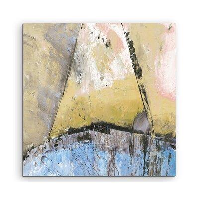 PaulSinusArt Enigma Abstrakt 552 Painting Print on Canvas