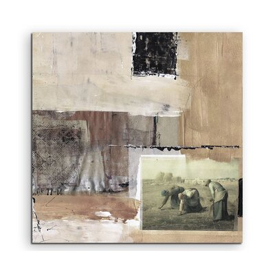 PaulSinusArt Enigma Abstract 556 Photographic Print on Canvas