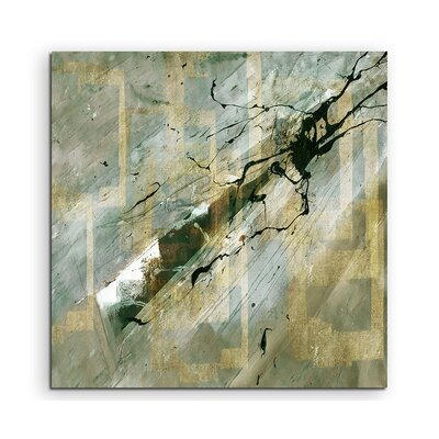 PaulSinusArt Enigma Abstract 557 Photographic Print on Canvas