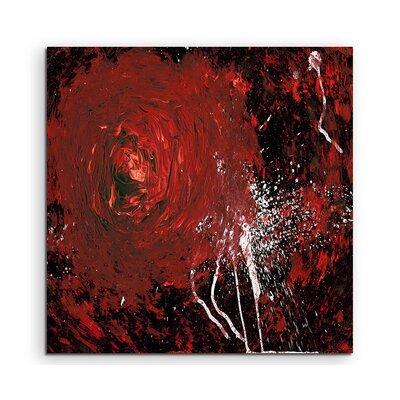 PaulSinusArt Enigma Abstrakt 728 Painting Print on Canvas