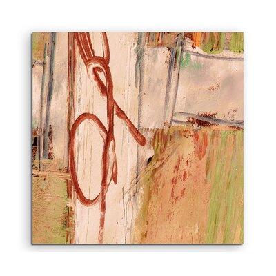 PaulSinusArt Enigma Abstrakt 561 Painting Print on Canvas
