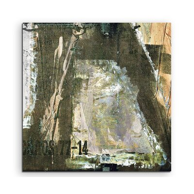 PaulSinusArt Enigma Abstrakt 565 Painting Print on Canvas