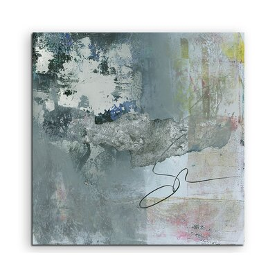 PaulSinusArt Enigma Abstrakt 815 Painting Print on Canvas