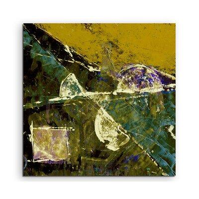 PaulSinusArt Enigma Abstrakt 608 Painting Print on Canvas