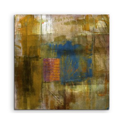 PaulSinusArt Enigma Abstrakt 820 Painting Print on Canvas