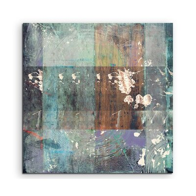 PaulSinusArt Enigma Abstrakt 822 Painting Print on Canvas