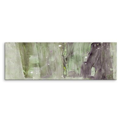PaulSinusArt Enigma Panorama Abstrakt 599 Painting Print on Canvas