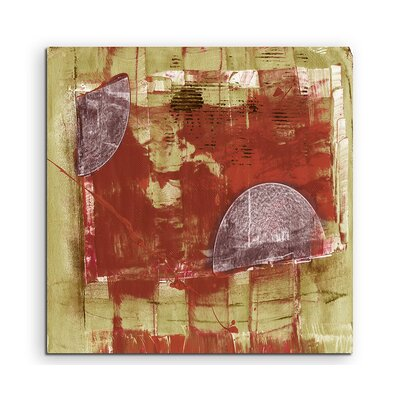 PaulSinusArt Enigma Abstract 735 Photographic Print on Canvas