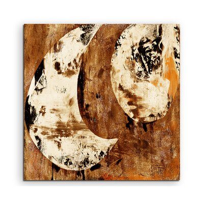 PaulSinusArt Enigma Abstract 738 Photographic Print on Canvas