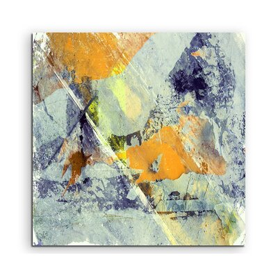 PaulSinusArt Enigma Abstrakt 913 Painting Print on Canvas