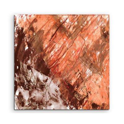 PaulSinusArt Enigma Abstrakt 615 Painting Print on Canvas