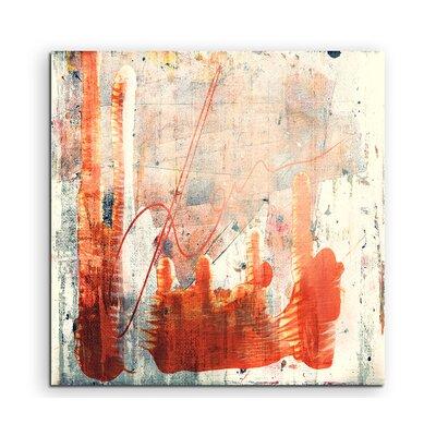 PaulSinusArt Enigma Abstrakt 827 Painting Print on Canvas