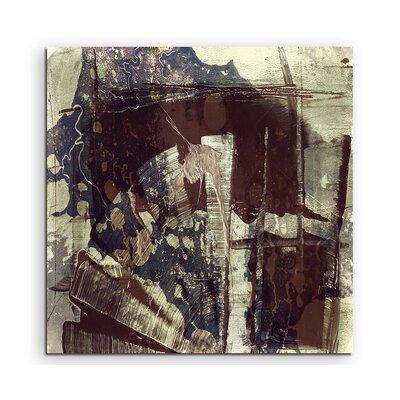 PaulSinusArt Enigma Abstrakt 829 Painting Print on Canvas