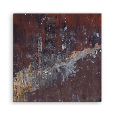 PaulSinusArt Enigma Abstrakt 921 Painting Print on Canvas