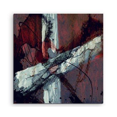 PaulSinusArt Enigma Abstrakt 966 Painting Print on Canvas