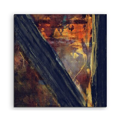 PaulSinusArt Enigma Abstrakt 924 Painting Print on Canvas