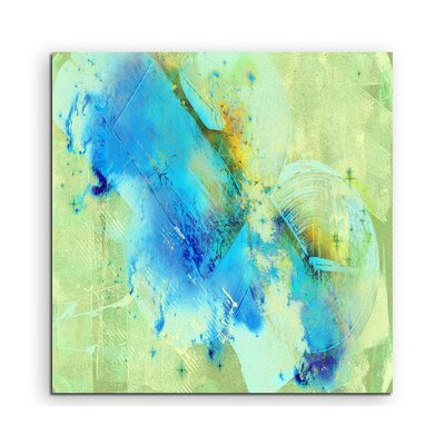 PaulSinusArt Enigma Abstract 927 Photographic Print on Canvas