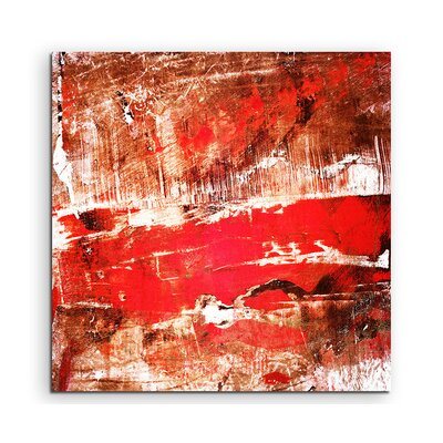 PaulSinusArt Enigma Abstract 928 Photographic Print on Canvas