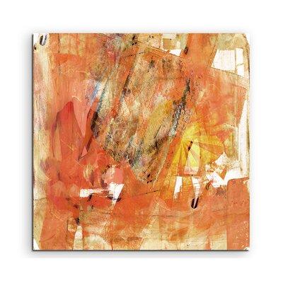 PaulSinusArt Enigma Abstrakt 929 Painting Print on Canvas