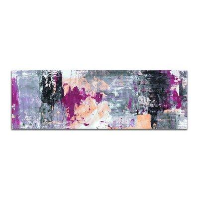 PaulSinusArt Enigma Panorama Abstrakt 006 Painting Print on Canvas
