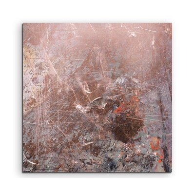 PaulSinusArt Enigma Abstrakt 970 Painting Print on Canvas