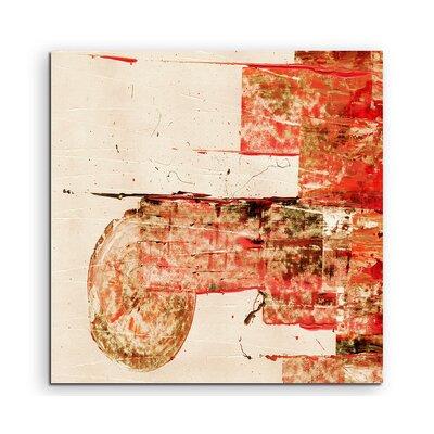 PaulSinusArt Enigma Abstrakt 974 Painting Print on Canvas