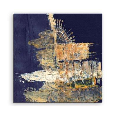 PaulSinusArt Enigma Abstrakt 978 Painting Print on Canvas