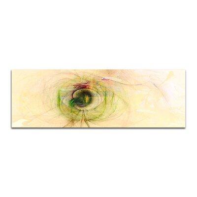 PaulSinusArt Enigma Panorama Abstrakt 389 Painting Print on Canvas