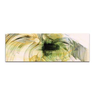 PaulSinusArt Enigma Panorama Abstrakt 438 Painting Print on Canvas