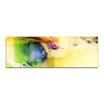 PaulSinusArt Enigma Panorama Abstrakt 302 Painting Print on Canvas