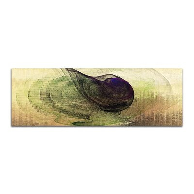 PaulSinusArt Enigma Panorama Abstrakt 306 Painting Print on Canvas