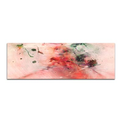 PaulSinusArt Enigma Panorama Abstrakt 447 Painting Print on Canvas