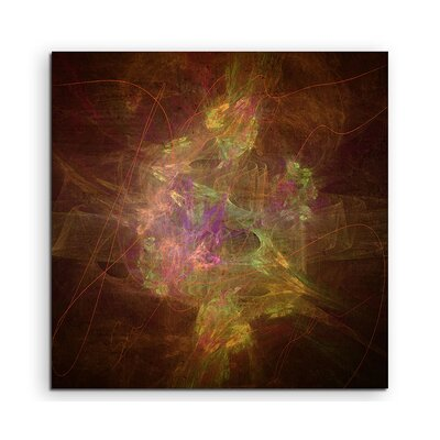 PaulSinusArt Enigma Abstract 1071 Photographic Print on Canvas