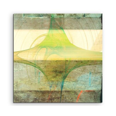 PaulSinusArt Enigma Abstract 1074 Photographic Print on Canvas