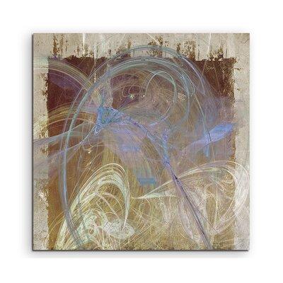 PaulSinusArt Enigma Abstrakt 1082 Painting Print on Canvas
