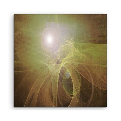 PaulSinusArt Enigma Abstract 1084 Photographic Print on Canvas