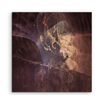 PaulSinusArt Enigma Abstract 1211 Photographic Print on Canvas